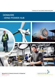DENMARK - WIND POWER HUB - State of Green