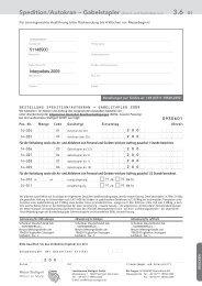 3.6 01 Spedition/Autokran - Interpellets