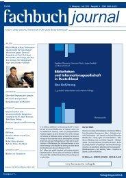 PDF (7.9 MB) - Fachbuch-Journal