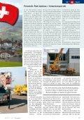 Kanton-Hopping: Kranarbeiten in der Schweiz - Seite 2