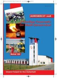 Freiwillige Feuerwehr der Stadt GÄNSERNDORF