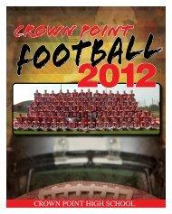 Fall Athletic Program - Crown Point Community School Corporation