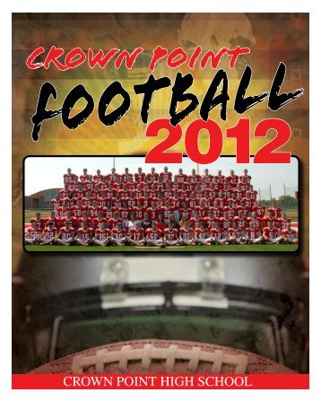 Fall Athletic Program - Crown Point Community School Corporation