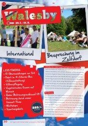 timeout-Camps - Die Falken Bielefeld