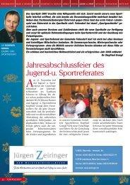 Fohnsdorfer Futsal-Hallencup 2008 - Gemeinde Fohnsdorf