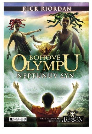 Bohové Olympu – Neptunův syn - eReading