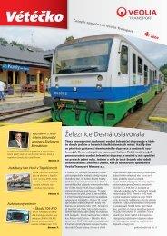 Vétéčko - Veolia Transport