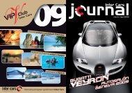 číslo 2 / Apríl 2009 - Inter Cars