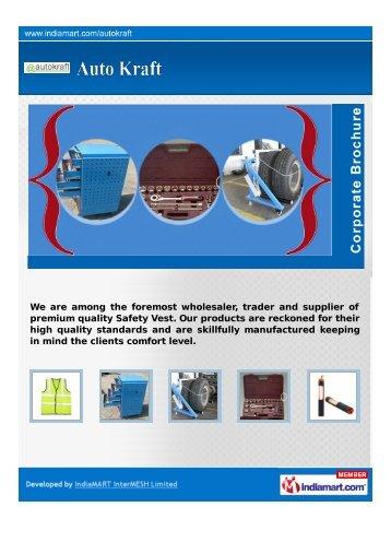Auto Kraft, Indore - Supplier & Manufacturer of Safety ... - IndiaMART