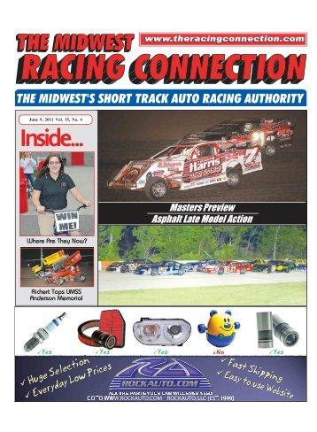 Inside... - The Midwest Racing Connection