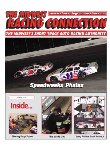 MRC -030111.pmd - The Midwest Racing Connection
