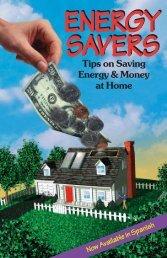 Tips on Saving Energy & Money at Home - Kouba-Cavallo Associates