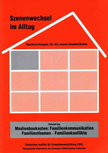 Volltext (PDF) - Deutsches Institut für Erwachsenenbildung