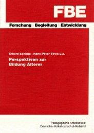Forschung . Begleitung . Entwicklung - Deutsches Institut für ...