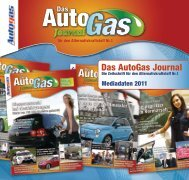Das AutoGas Journal