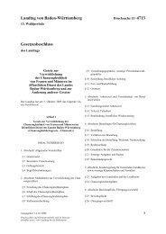 Chancengleichheitsgesetz - DGB Baden-Württemberg