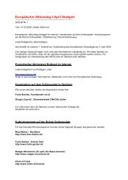 Infobrief1 Stuttgart - DGB Baden-Württemberg