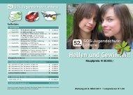 Helfen und Gewinnen! - SOS Kinderdorf