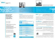 Zielorientiertes Management und Controlling in Non-Profit ... - DGCS