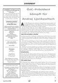 April/Mai 2008 - Österreichischer Journalisten Club - Page 3