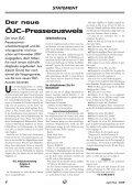 April/Mai 2008 - Österreichischer Journalisten Club - Page 4