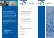 Download DGMT Flyer deutsch - Deutsche Gesellschaft für ...