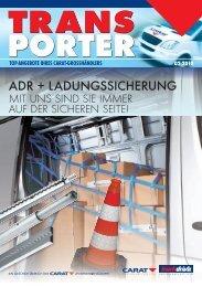 ADR + LADUNGSSICHERUNG - Kraft Autoteile