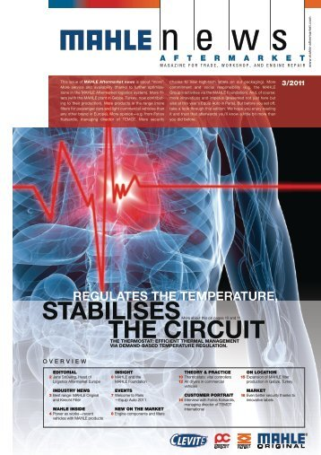sTabilises The circuiT