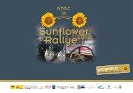 Programmheft 2010 - ADAC   Sunflower Rallye