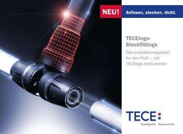 TECElogo- Steckfittings