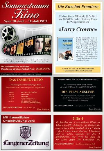 das familien kino  - Langener Kinos