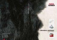 Laboratory catalogue - Bosna Vet