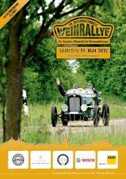 Weinrallye 2012-Ausschreibung als PDF