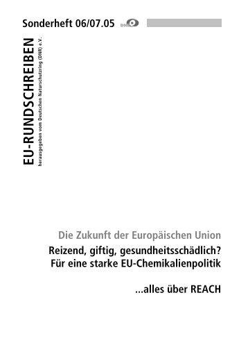 EU-RUNDSCHREIBEN herausge - EU-Koordination