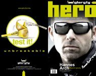 Hannes Arch - Gloryfy