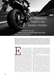 Ist 2010 für das Motorrad(reifen) - Reifenpresse.de