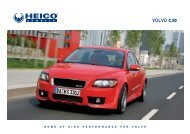 VOLVO C30 - Swedish Auto
