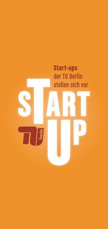 Team - Gründungsservice - TU Berlin
