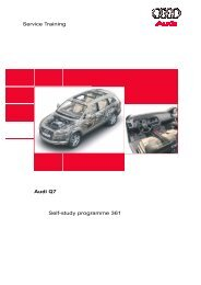 Self-study Programmes on the Audi Q7 - VolksPage.Net