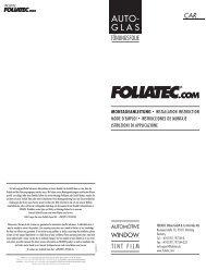 CAR. - FOLIATEC®.com