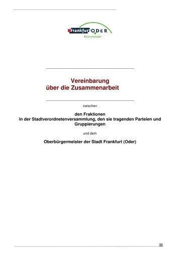 9. Deutsch-Polnische Zusammenarbeit - Die Linke. Brandenburg