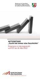 Programm - Diakonie Kirchenkreis Aachen