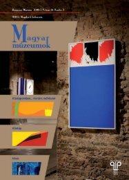 3 - Magyar Múzeumok
