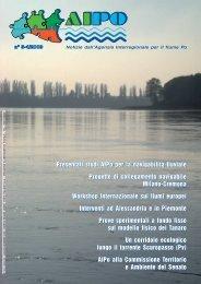 Untitled - Agenzia Interregionale per il fiume Po
