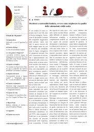 Il punto 10 - Agostino La Bella