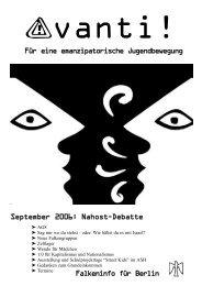 Avanti September 2006 im Netz (Download ... - Falken Berlin