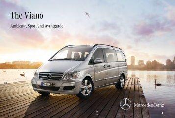 The Viano - Mercedes-Benz UK