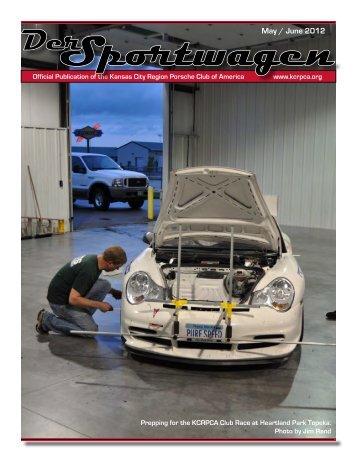 Sportwagen - Kansas City Region Porsche Club of America