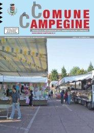Settembre 2009 - Comune di Campegine