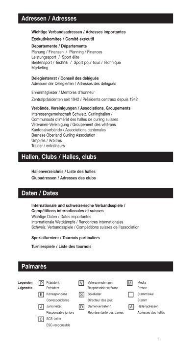 Jahrbuch / Annuaire 2012 A